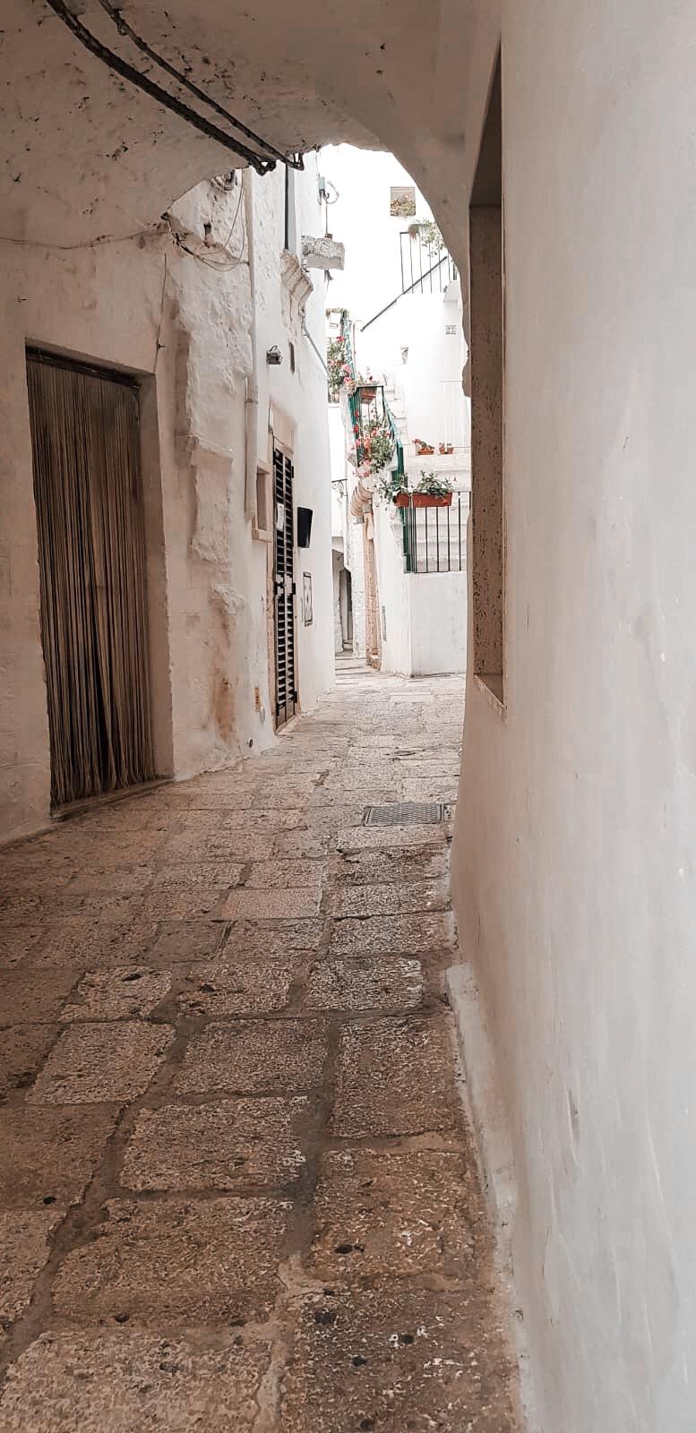 Italy Side Street