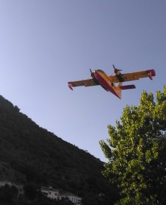 Douro Valley is burning