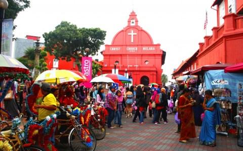 Melaka Church