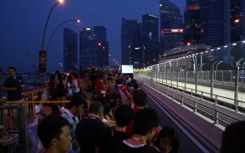 Singapore F1 GP 2012