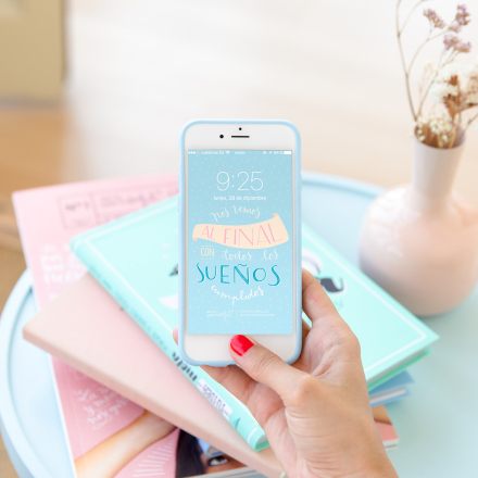 fondo pantalla mr wonderful smartphone