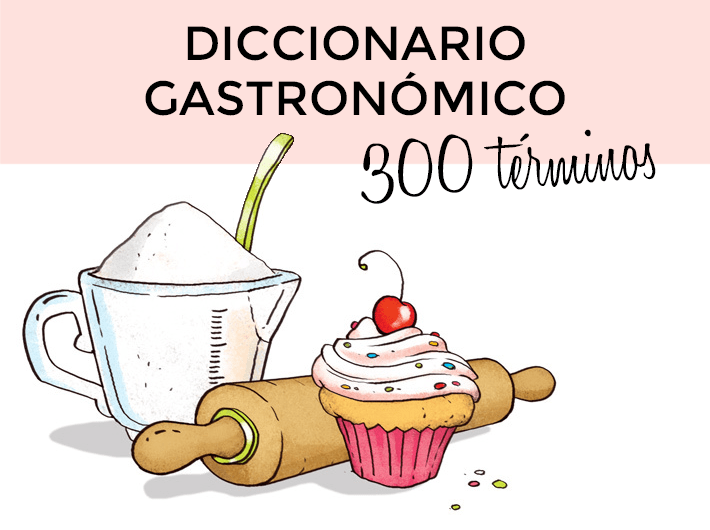 diccionario gastronomico