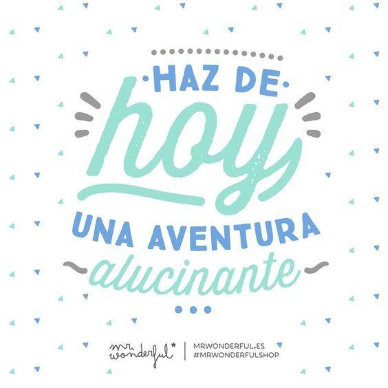 Mr Wonderful Frases Llenas De Amor Amistad Positivas Y