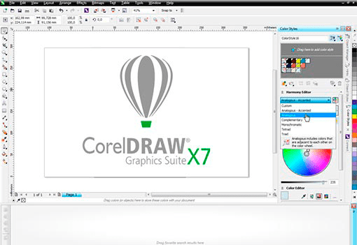programas para hacer carteles corel draw