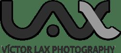 logos de fotografos profesionales victor lax