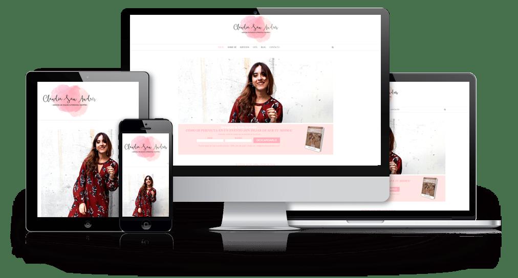 Web de Desarrollo Personal