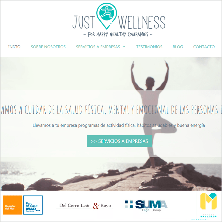 Justwellness Healthy