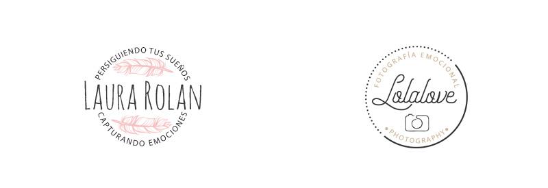 logos fotografia