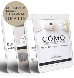 Ebook Gratuito Cómo Vivir de tu Pasión
