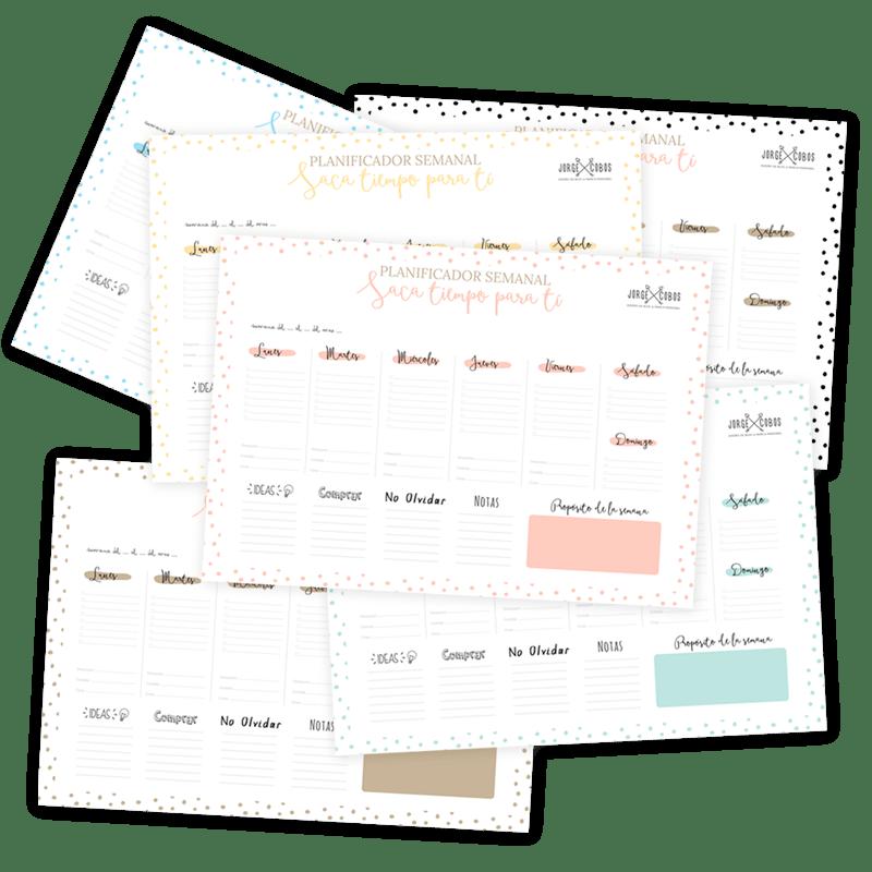 agenda imprimible 2018