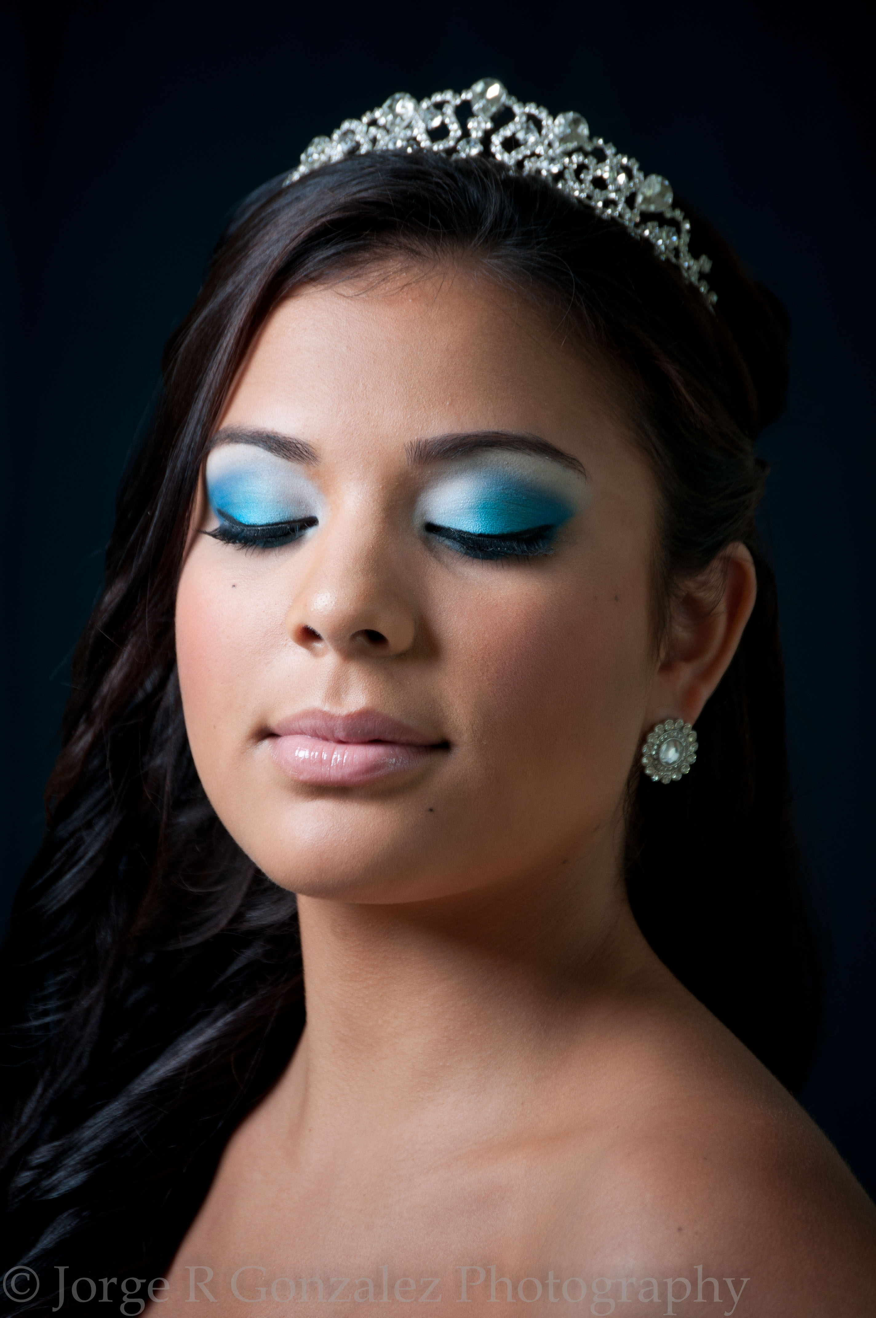 Collaboration Photo Shoot With Hair And Make Up By