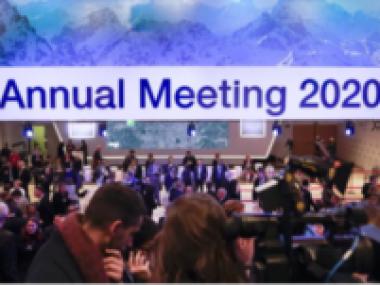 Davos 2020: 'O grande inimigo do meio ambiente é a pobreza', diz Guedes