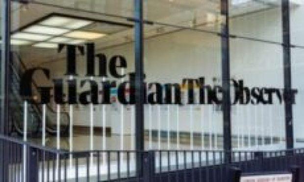 The Guardian não aceita publicidade de empresas ligadas a combustíveis fósseis