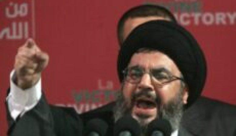 Líder do Hezbollah diz que soldados americanos vão voltar para casa em caixões