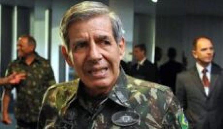 PDT protocola notícia crime contra General Heleno