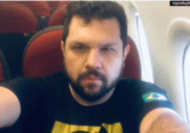 Moraes determina busca e apreensão na casa do jornalista Oswaldo Eustáquio