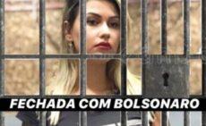 Alexandre de Moraes prorroga prisão de Sara Winter por mais cinco dias