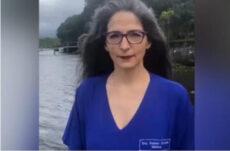 Médica não foi demitida por ter feito live com Bolsonaro