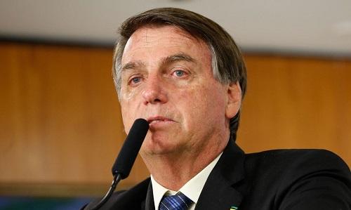 Bolsonaro diz que teve fraude nos  EUA e coloca em dúvidas o  resultado das eleições do Brasil