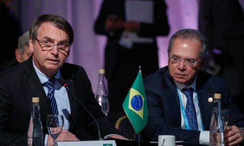 Bolsonaro Guedes e Centrão querem criar a CPMF