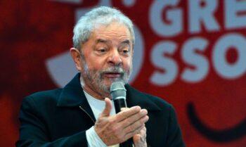 Lula foi absolvido da acusação de palestras ilegais