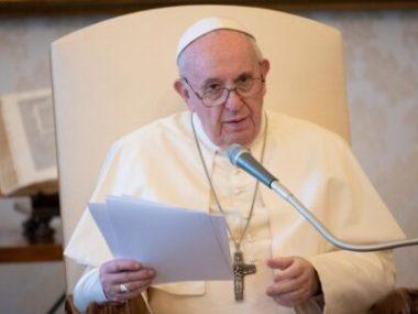 Papa aprova união civil entre pessoas do mesmo sexo: 'Eles são filhos de Deus'