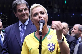 Filha do mensaleiro Roberto Jefferson (aliado de Bolsonaro) vai continuar presa