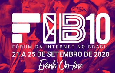 10ª edição do Fórum da Internet no Brasil é iniciado nesta segunda- feira (21/09)