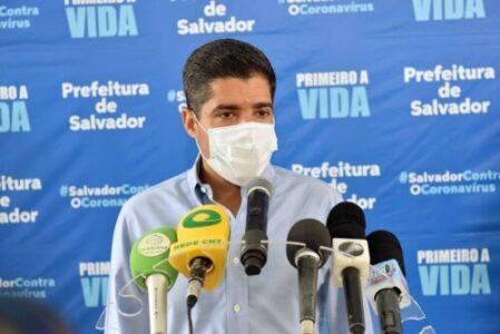 Salvador - Praia de Piatã continuará interditada por mais sete dias