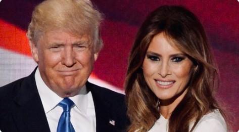 EUA - Trump e a primeira dama estão com Covid 19