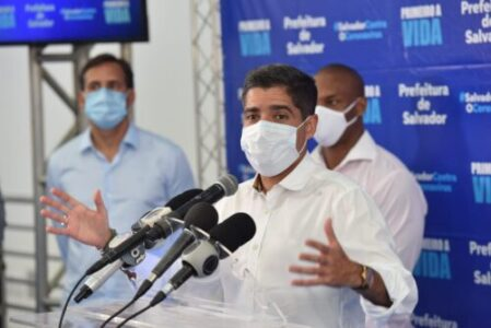 Salvador - Prefeitura anuncia reabertura de circos e protocolo para eventos sociais