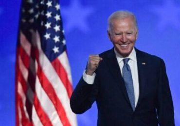 O discurso de Joe Biden