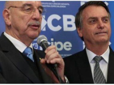 Bolsonarista e negacionista, Osmar Terra, está com Covid