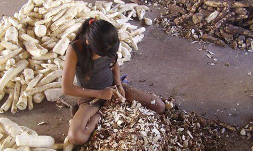 Combate  ao trabalho infantil em Salvador