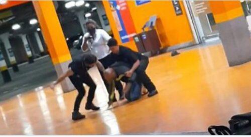 Homem  negro é covardemente assassinado no Carrefour