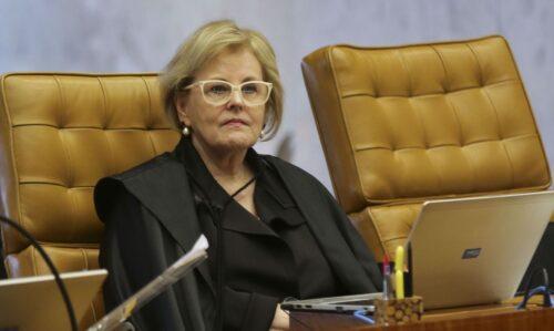 Cloroquina: Rosa Weber encaminha à PGR notícia-crime contra Bolsonaro
