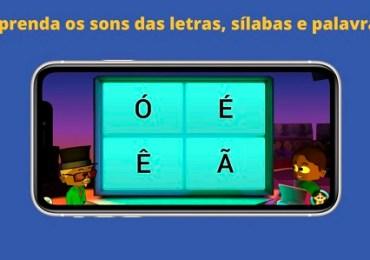 MEC lança jogo virtual para ajudar na alfabetização de crianças
