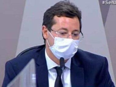 Fabio Wajngarten, confirmou pagamento de influenciadores na divulgação de  tratamento precoce