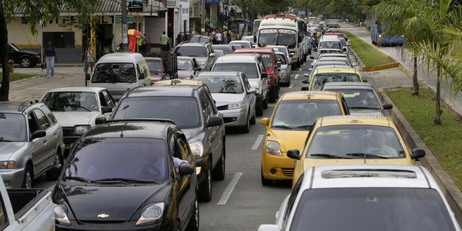 Colombia en cifras según el Registro Único Nacional de Tránsito