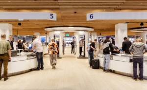 schiphol security check