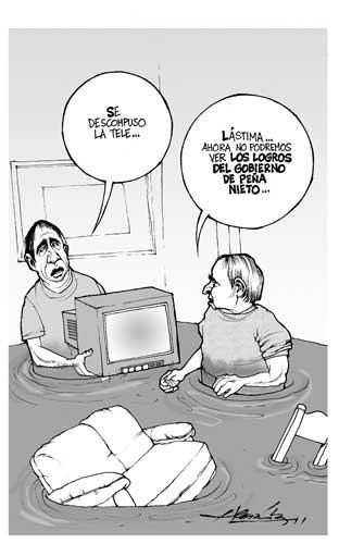 Mal y de malas - Hernández