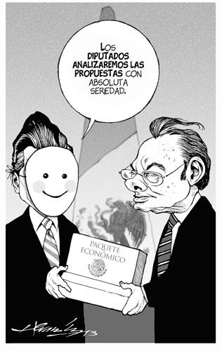 División de Poderes - Hernández