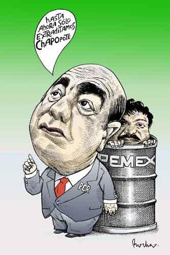 El Chapo es nuestro - Rocha