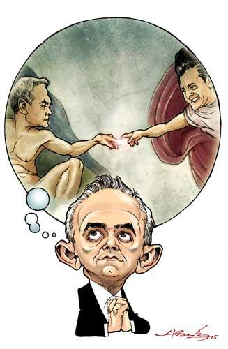 El sueño de Miguel Ángel - Hernandez