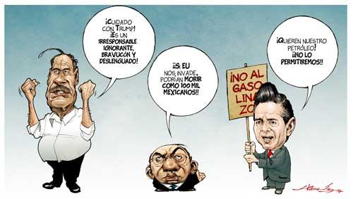 Grandes nacionalistas - Hernández