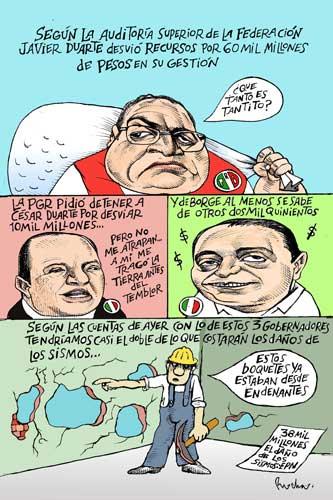 Epicentros de corrupción - Rocha