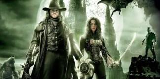 Imagem promocional do filme Van Helsing, protagonizado por Hugh Jackman