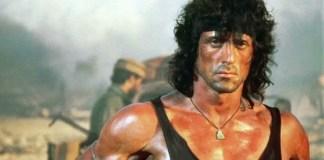 Imagem da franquia Rambo