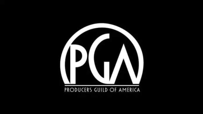 Logo do sindicato de produtores de Hollywood, do prêmio PGA
