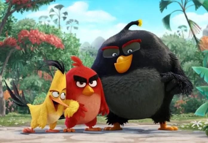 PAUSA GEEK | Angry Birds e mais... 1